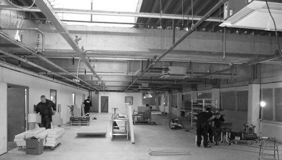 Bouw, Renovatie & Projecten